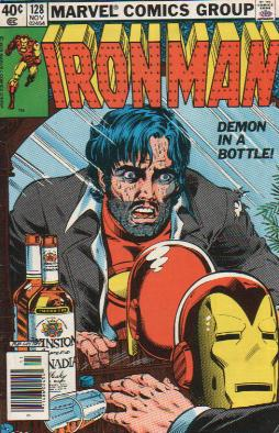 Tony Stark, Alcoholic